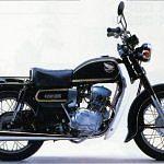 Honda CD175 (1977)