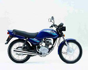 Honda CG 125 (2001-04)