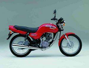 Honda CG 125 (1995-97)
