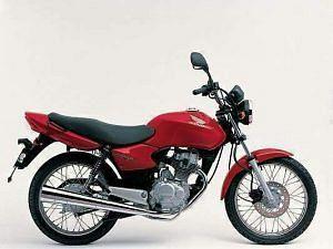 Honda CG125 (2005-08)