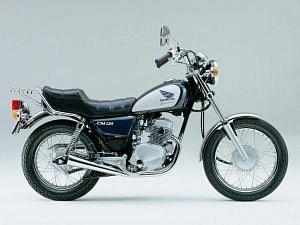 Honda CM125 (1983)