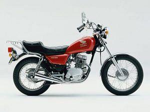 Honda CM125 (1982)