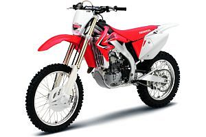 Honda CRF450X (2007-08)
