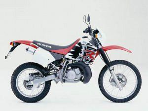 Honda CRM 125R (1994-96)