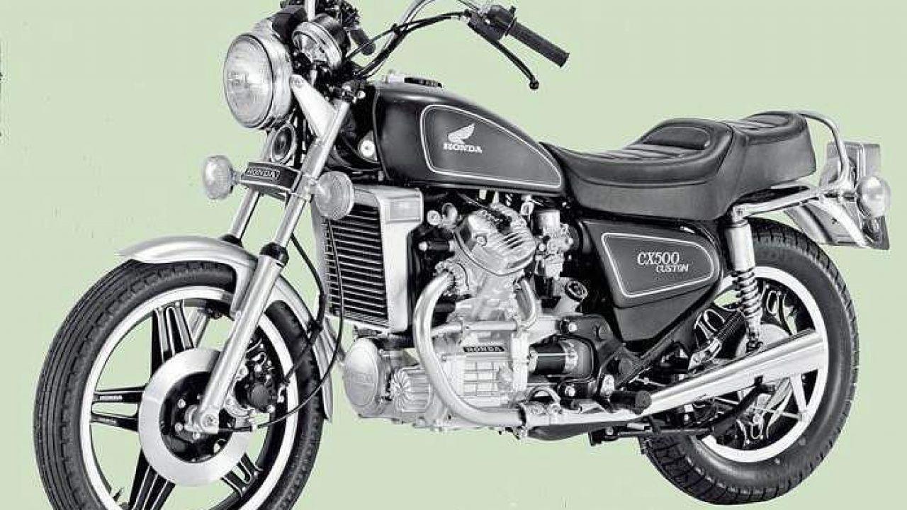 Honda CX500 Custom (1983) - MotorcycleSpecifications com