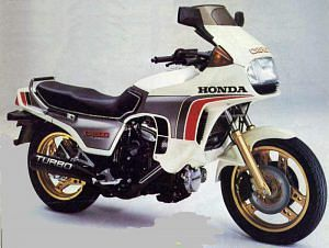 Honda CX500 Turbo (1982)