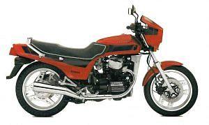 Honda CX650F (1983)