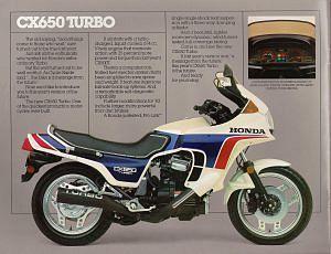 Honda CX500 Turbo (1984)