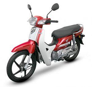 Honda EX5 Dream (2018)