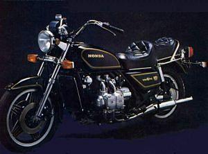 Honda GL1100 Goldwing (1980)
