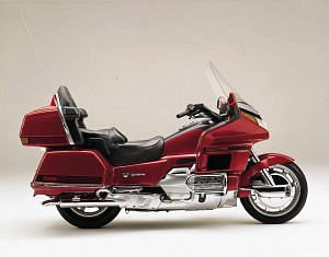 Honda GLX 1500 Gold Wing SE (1991-92)