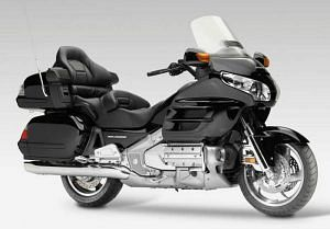 Honda GLX1800 Gold Wing (2011)