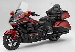 Honda GLX1800 Gold Wing (2014)
