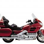 Honda GLX1800 Gold Wing (2002)