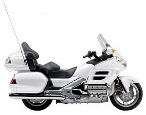 Honda GLX1800 Gold Wing (2007)