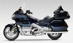 Honda GLX1800 Gold Wing (2009)