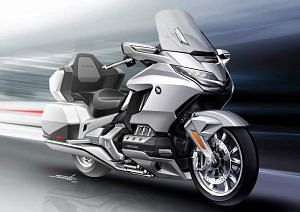 Honda GLX 1800 Gold Wing  Tour (2018)