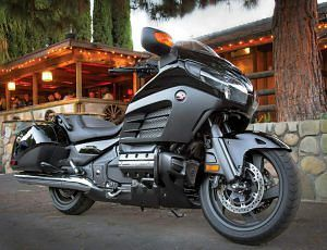 Honda GLX1800 Gold Wing (2013-14)