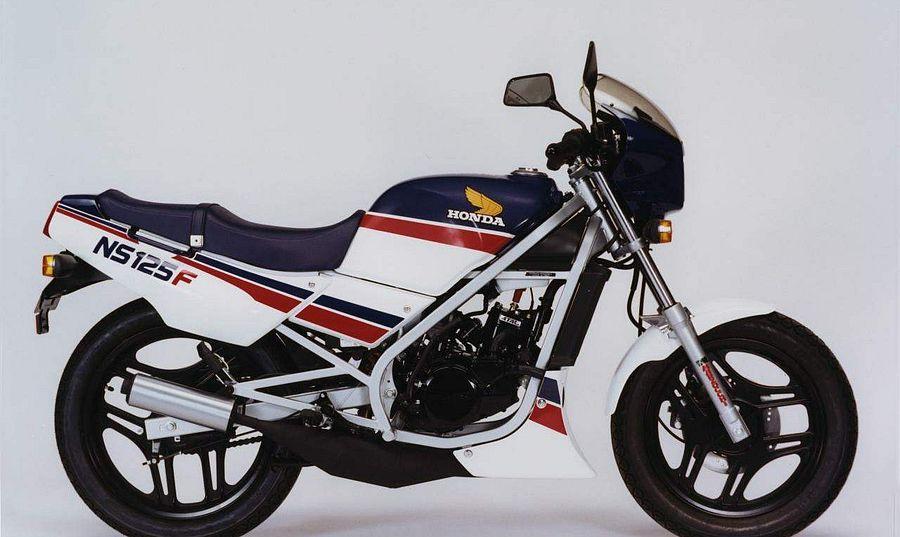 Honda NS125F (1986)