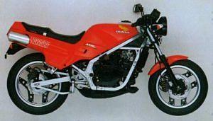 Honda NS 250R Naked (1984)