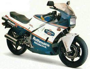 Honda NS 400R Rothmans Replica (1986)
