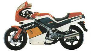 Honda NS400R (1985-86)