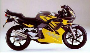Honda NSR125 (1999)