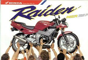 Honda NSR 125F (1992-93)