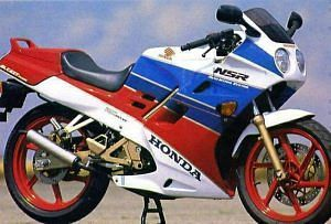 Honda NSR125R (1990)