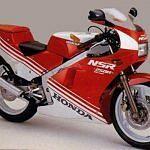 Honda NSR 250R MC16 (1987)
