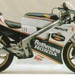 Honda NSR 250R-SP Rothmans Replica (1988)