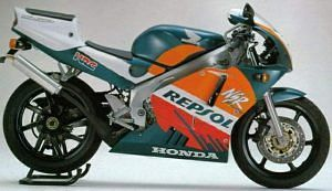 Honda NSR 250SP Repsol Replica  MC28 (1996)