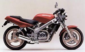 Honda NT650 Bros (1990-93)