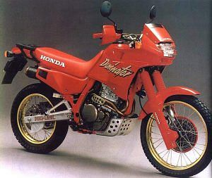 Honda NX650 Domminator (1988)