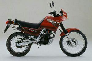 Honda NX125 (1993-96)