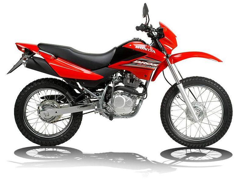 Honda NX125 (2005)