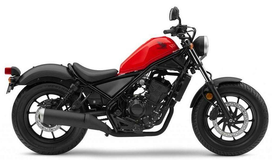 Honda 300 Rebel (2017-18)