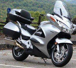 Honda STX 1300 Pan European (2012)