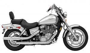 Honda Shadow Spirit 1100 (2007-09)