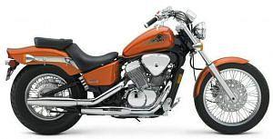 Honda Shadow VLX Deluxe (2005-08)