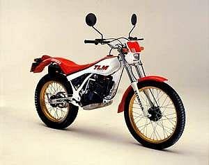 Honda TLM200R (1985-86)