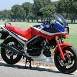Honda VF500F (1984)