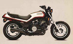 Honda VF1100C Magna V65 (1985)