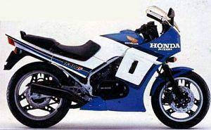 Honda VB400F Integra (1984)