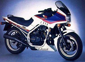 Honda VF500F (1985)