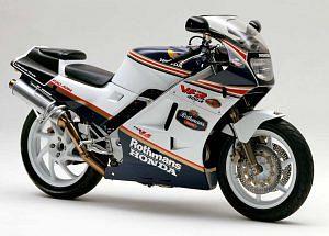 Honda VFR 400R (1988)