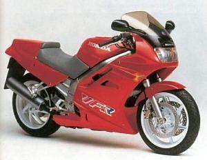 Honda VFR750F (1990)