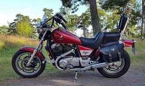 Honda VT1100C Shadow (1985-86)