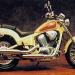 Honda VT600C Shadow (1988-90)