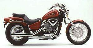 Honda VT 600C Shadow VLX (2001-04)